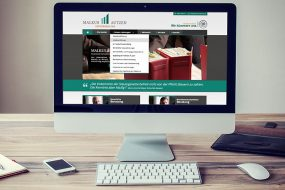 Malkus & Autzen – Webauftritt der Steuerberater Partnerschaftsgesellschaft