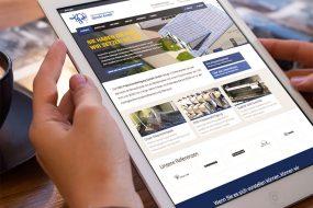 CNC-Ojinski GmbH – Webauftritt