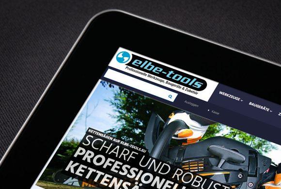 Elbe-Tools GmbH – E-Commerce