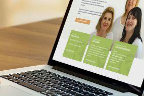 Praxis Dr. med. Gesine Fierfas – Webauftritt & Infoportal