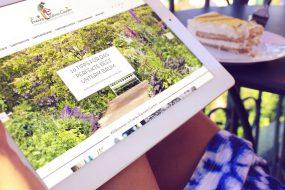Franks-kleiner-Garten – Webauftritt und Blogazin